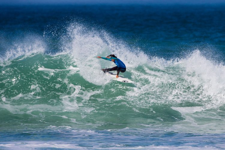340Women's quarterfinalists decided at the Cascais Women's Pro
