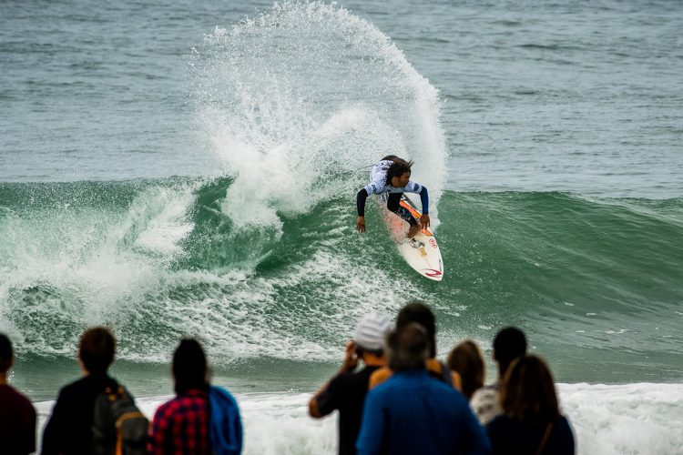 664Top seeds fall in round 1 of the MEO Rip Curl Pro Portugal