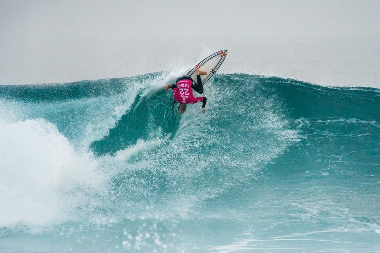 764WSL title contenders continue to charge at the MEO Rip Curl Pro Portugal